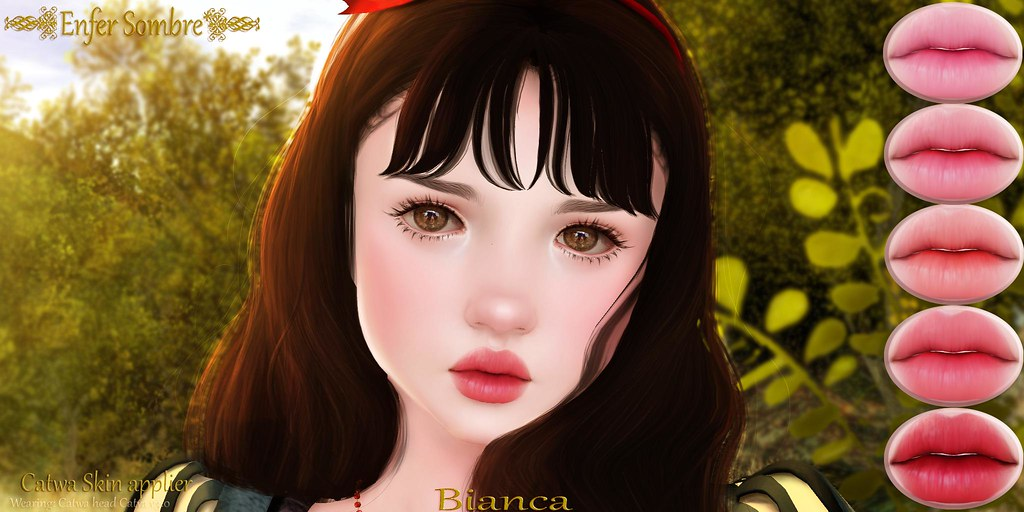 Bianca skin & shape @Enchantment