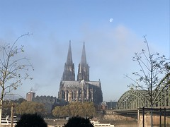 Early Morning @ cologne