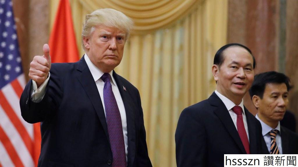 TRUMP-ASIA/VIETNAM