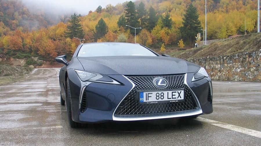 Lexus LC 500h: Пристојна манифестација на безобразно