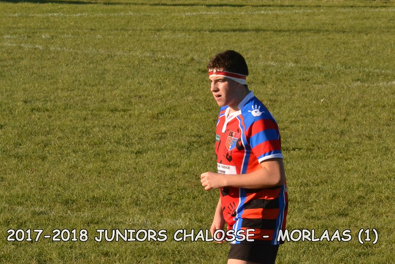 2017-2018 JUNIORS CHALOSSE - MORLAAS