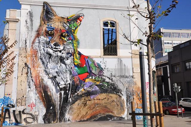 Lisboa - works of Bordalo II