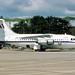 British Aerospace BAe 146 CC1 ZD695 Brize Norton 23-6-84