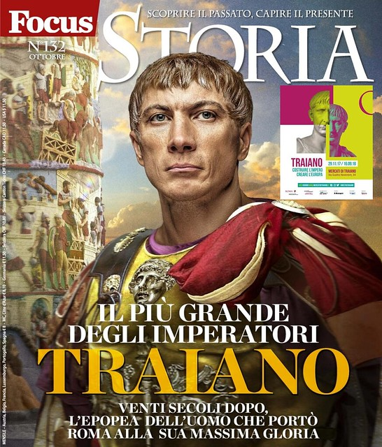 ROMA ARCHEOLOGICA & RESTAURO ARCHITETTURA: I FORI IMPERIAI - TRAIANO. COSTRUIRE L'IMPERO, CREARE L'EUROPA |  Mercati di Traiano (29/11/2017 - 16/09/2018), & MCM, ACCADEMIA di ROMANIA in ROMA (07-08/06/2013).