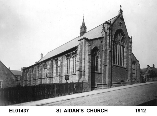 St Aidan's Church, Elswick