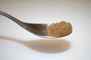 04 - Zutat Koriander / Ingredient coriander