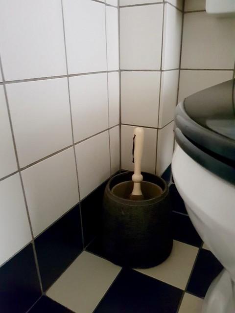 WC borstel toilet