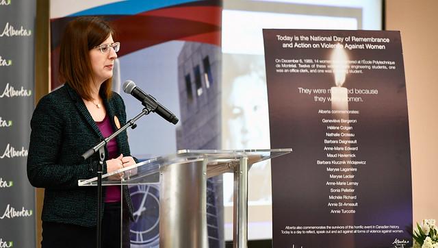 Remembering victims of gender-based violence