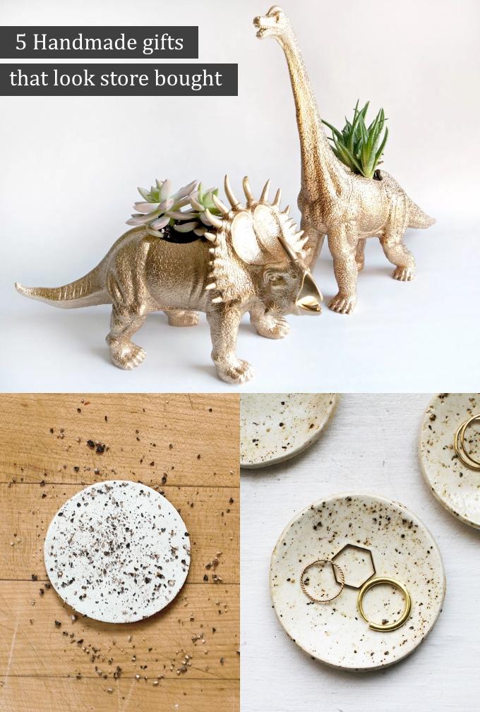 5 Handmade Christmas gift ideas