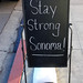 Stay Strong Sonoma
