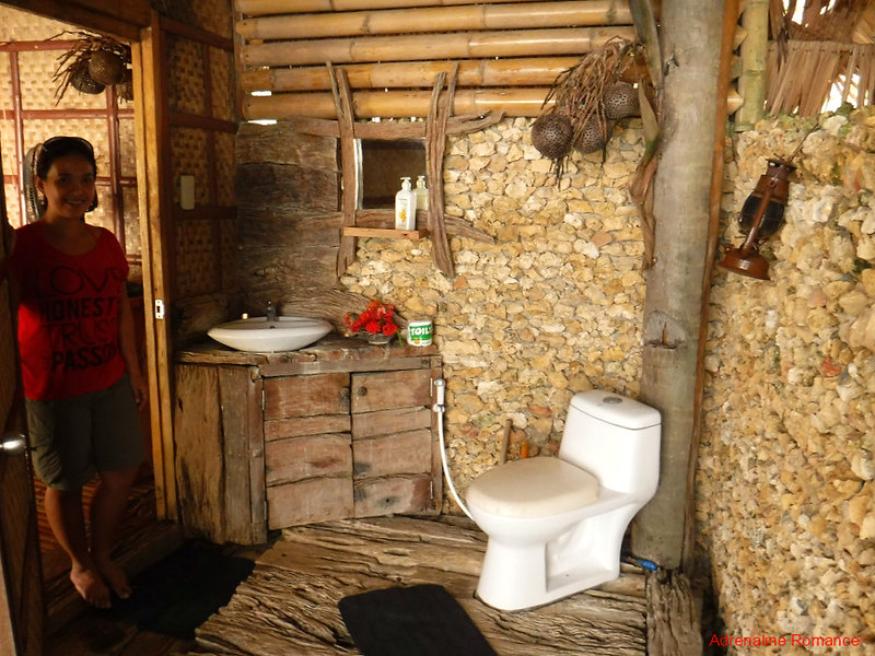 Organic bathroom