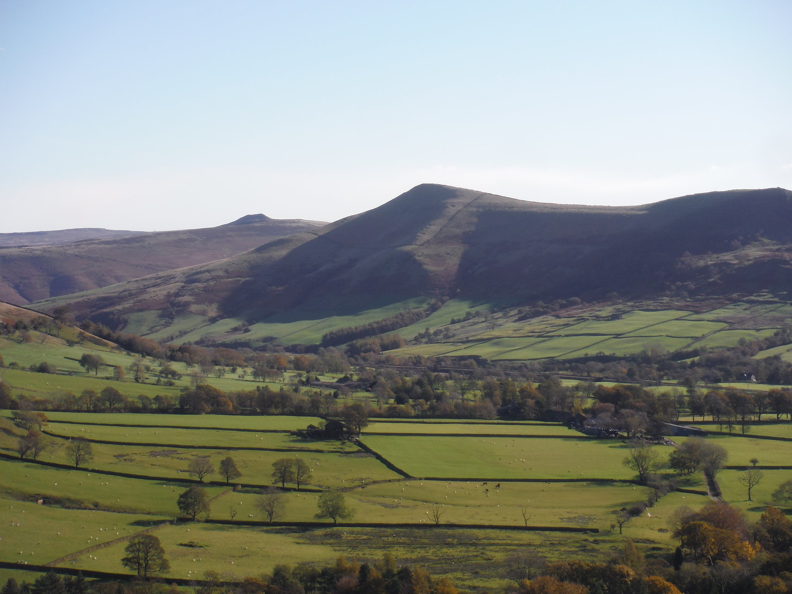 Win Hill, Lose Hill, Back Tor SWC Walk 304 - Kinder Scout Circuit (from Edale)