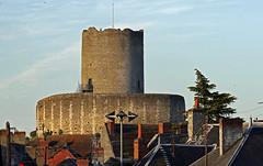 Châtillon-sur-Indre (Indre).