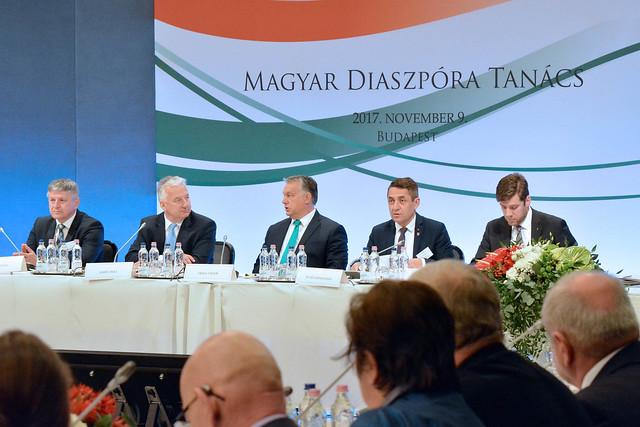 A Magyar Diaszpóra Tanács VII. plenáris ülése