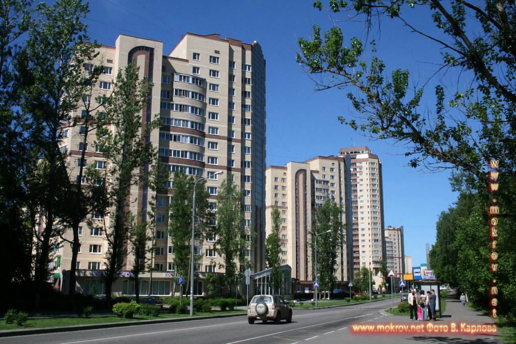 Город Зеленоград фото