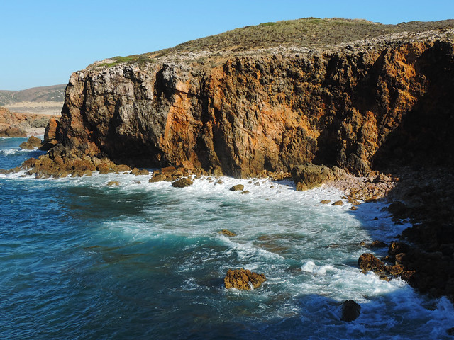 Praia da Bordeira, Western Coastline, Portugal
