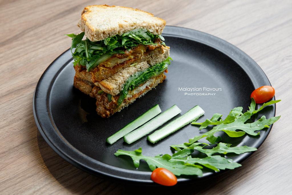 kam heong sandwich