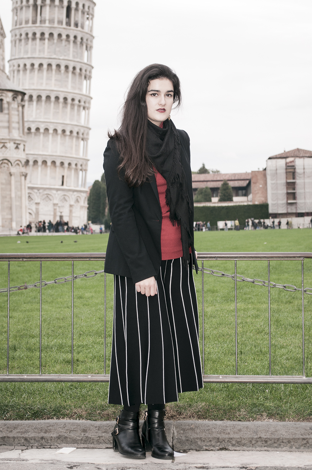 something fashion blogger influencer streetstyle firenze spain italianbloggers erasmus student culotte pants livorno pisa traveling europe_0535