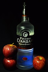 171117- 001 Vodka and Apples