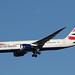 G-ZBJI Boeing 787-8 British Airways