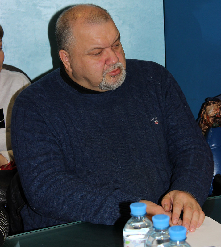 Дмитрий Соколов. АРДПП