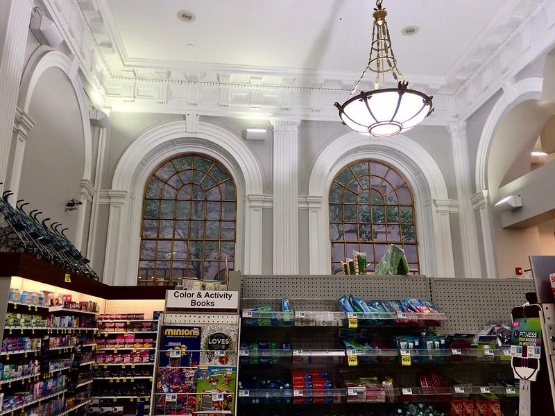 Rite Aid Interior - Provident Trust Building - 1628 Chestnut Street, Philadelphia PA