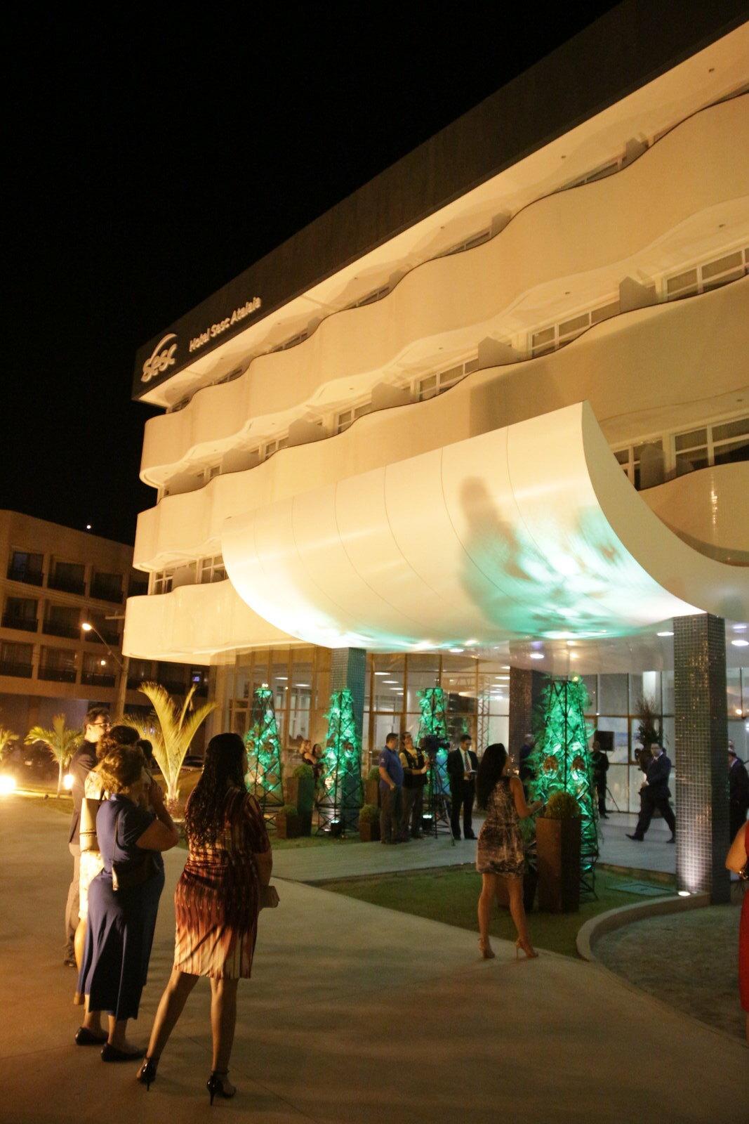 Inauguração Sesc Atalaia