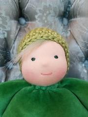 Snuggle Baby #16 - Green