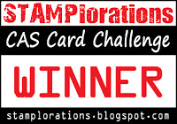 Stamplorations - CAS Challenge Winner