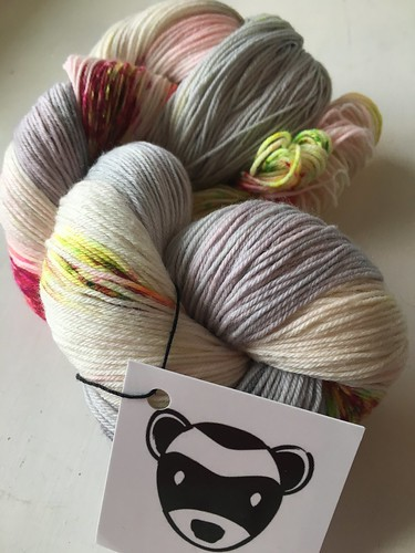 My elf spoiled me for Knitmas 2017. Read all about it at evinok.com