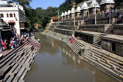 J29 : 19 octobre 2017 : Katmandou - Bodhnath et Pashupatinath
