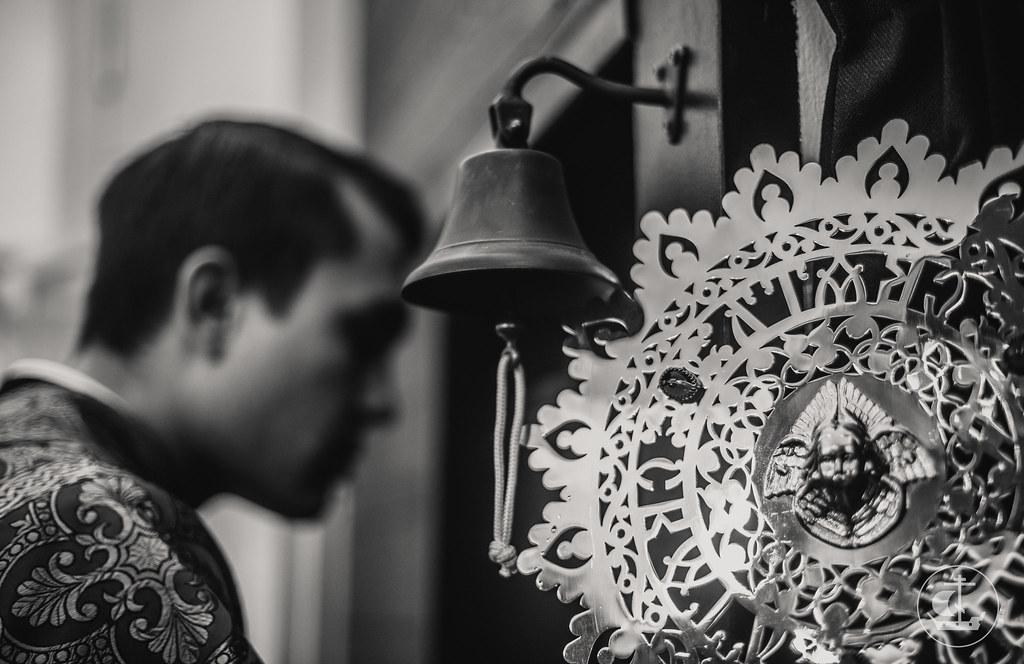 6 ноября 2017, Литургия в храме в честь митрополита Серафима (Чичагова) / 6 November 2017, Divine Liturgy in the church of Metropolitan Seraphim (Chichagov)