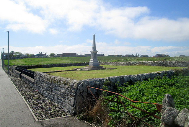 Keiss War Memorial, Sutherland