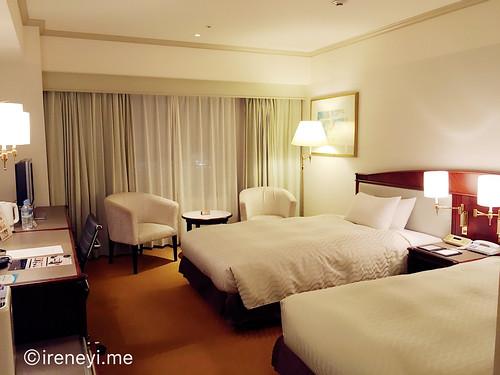 【關西機場住宿推薦】日航關西機場酒店, 出機場就到飯店超方便