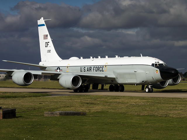 United States Air Force | Boeing RC-135W Rivet Joint | 62-4132
