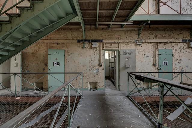URBEX - Prison du Défi : 16-18 -
