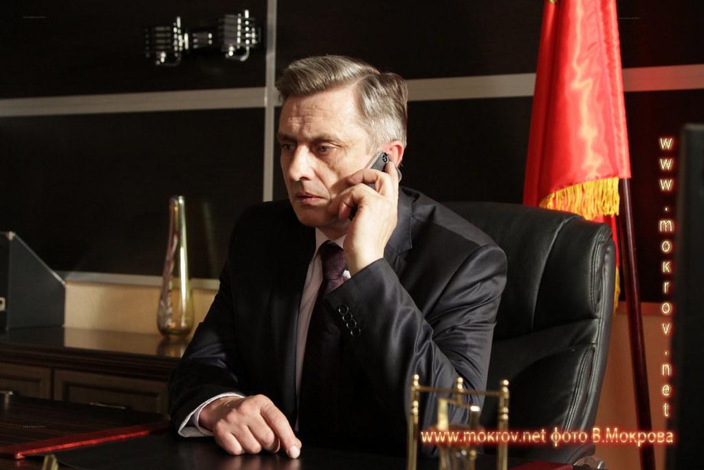 Телесериал «Карпов. Сезон третий» с фотокамерой