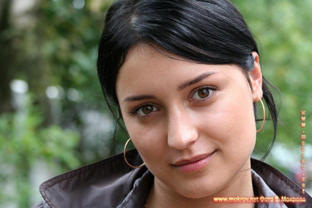 Кристина Абашкина.