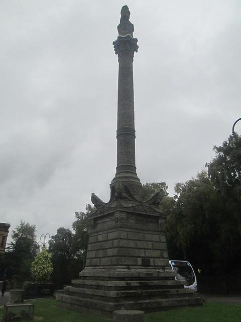 Battlefield Monument