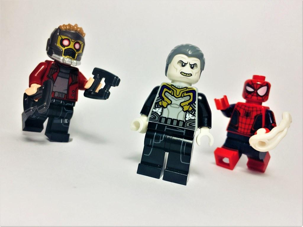 ebony maw | infinity war | 24-11-17 lego star-lord, ebony ma… | flickr