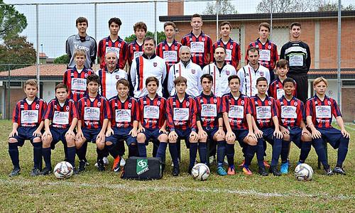Giovanissimi Regionali, Team S.Lucia Golosine-Virtus 2-2