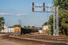 UP 6317 | GE AC4400CW | UP Memphis Subdivision