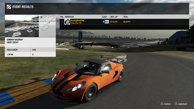 FM7 | Open HP (FWD/RWD/AWD) Sonoma Raceway - Short Circuit 37813814364_ce848f00db_z