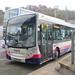First West of England Enviro 200 YX09 AGV 44913, Bath Bus Station 17.11.17