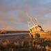 Dee estuary dawn 05 nov 17