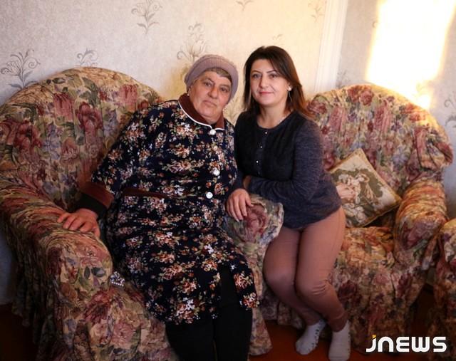 Varditer Yuzbashyan_mother