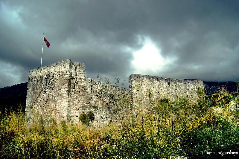Цитадель в Старом Баре