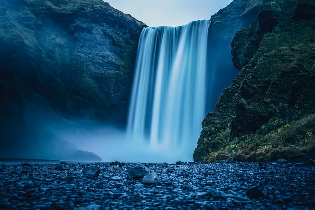 Veil Falls