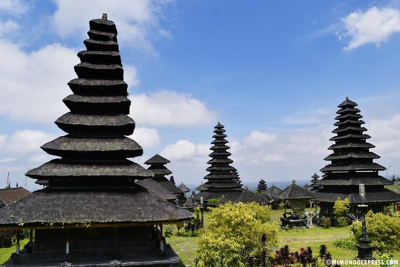 Templo Madre Besakih, Bali