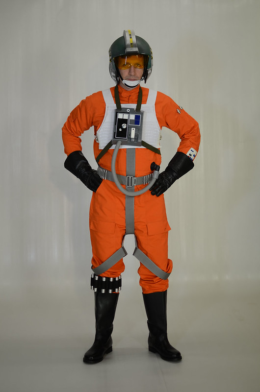2017/11 | Wedge Antilles Costume